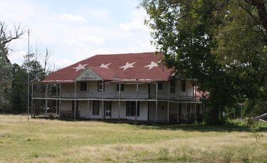 Quanah_Parker_Star_House